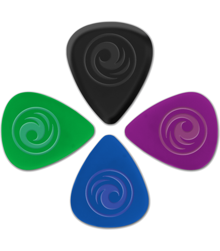 PLANET WAVES - COQUE MED INSERT PICK + 3 MED