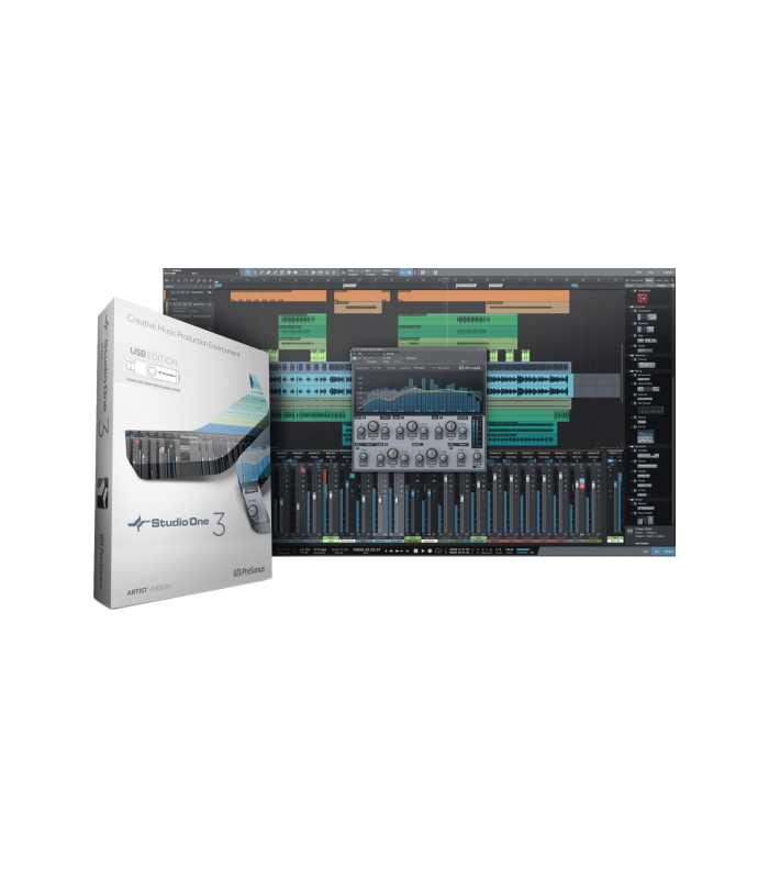 PRESONUS - STUDIO ONE V3 ARTIST INSTALLEUR USB