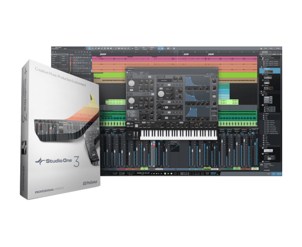 PRESONUS - STUDIO ONE V3 PRO SERIAL PAR MAIL