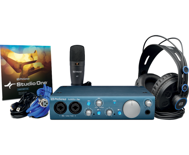 PRESONUS - AUDIOBOX ITWO STUDIO BUNDLE