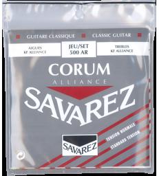 SAVAREZ - CORUM ALLIANCE ROUGE T/NORMAL