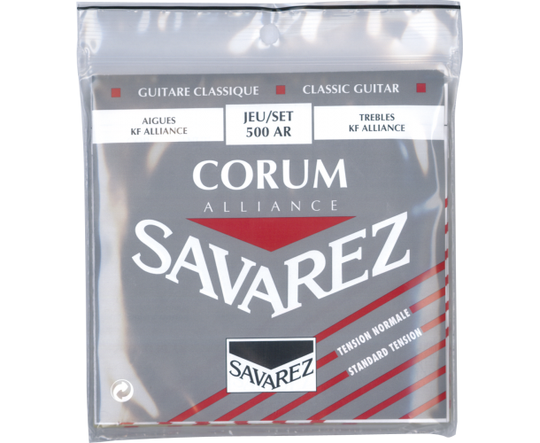 SAVAREZ - CORUM ALLIANCE ROUGE T/NORMAL