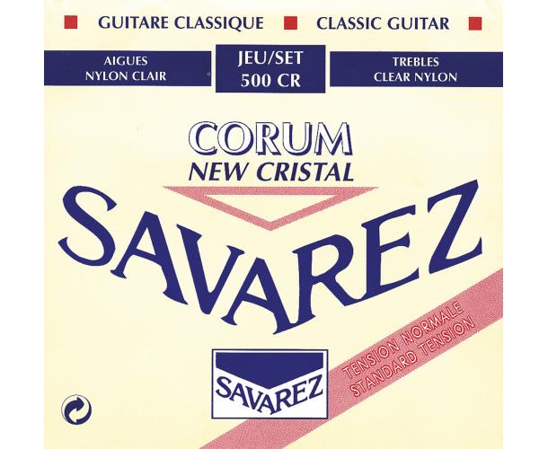 SAVAREZ - CRISTAL CORUM ROUGE T/NORM