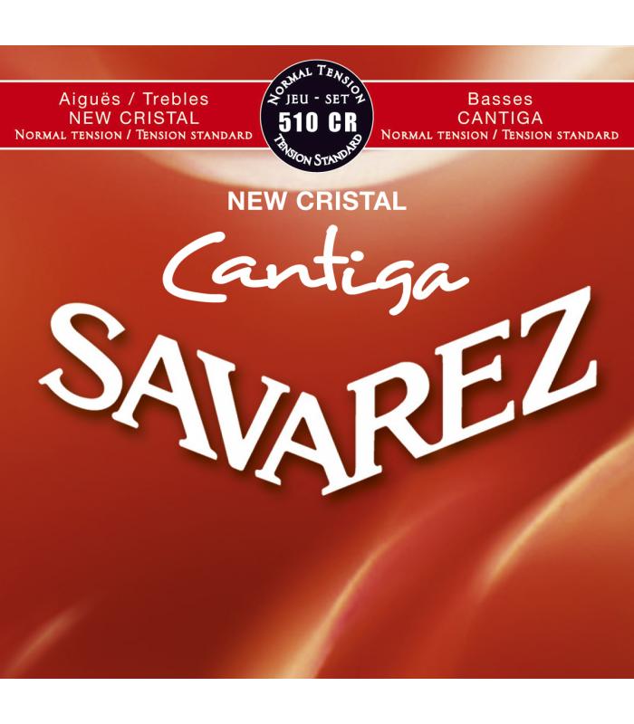 SAVAREZ - JEU CRISTAL CANTIGA NORMAL