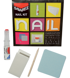SAVAREZ - KIT ONGLES (FABRIC.+ REPAR.)