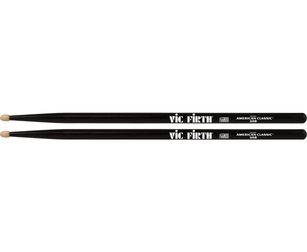 VIC FIRTH - AMERICAN CLASSIC HICKORY NOIRE