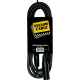 YELLOW CABLE M03JX - JACK MALE/XLR MALE 3M