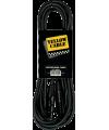 YELLOW CABLE ? M05X CORDON MICRO XLR MALE / XLR FEMELLE 5M