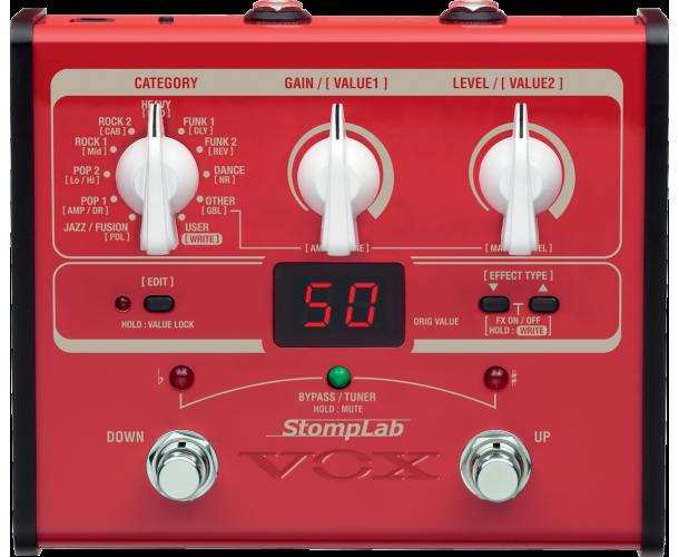 VOX - STOMPLAB 1 BASSE