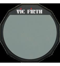 "VIC FIRTH - PAD12 PRACTICE PAD 12"""