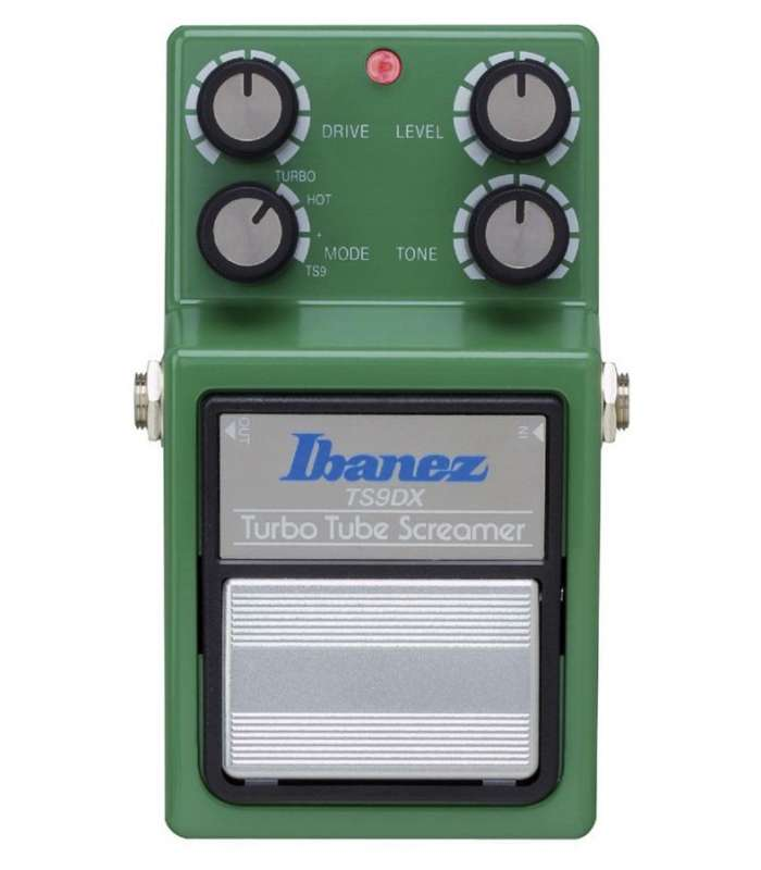 IBANEZ - TS9DX Turbo Tube Screamer - overdrive
