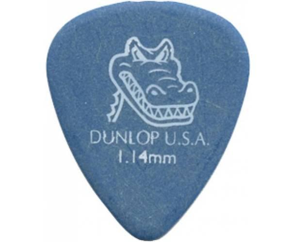 DUNLOP – 417P114 1 SAC.12 MEDIATORS GATORGRIP 1.14MM