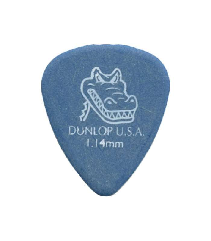 DUNLOP – 417P114 1 SAC.12 MEDIATORS GATORGRIP 1.14MM
