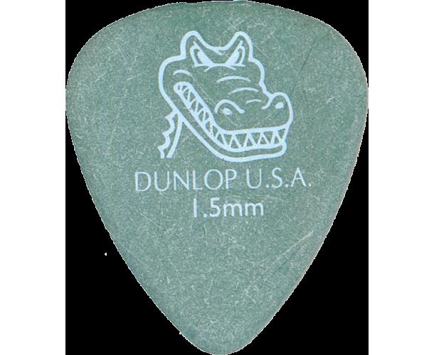 DUNLOP – 417P150 1 SAC.12 MEDIATORS GATORGRIP 1.50MM