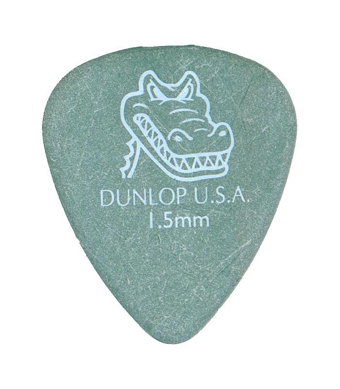 DUNLOP – 417P150 1 SAC.12 MEDIATORS GATORGRIP 1.50MM
