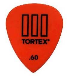 DUNLOP - TORTEX 0.60 PAR 12