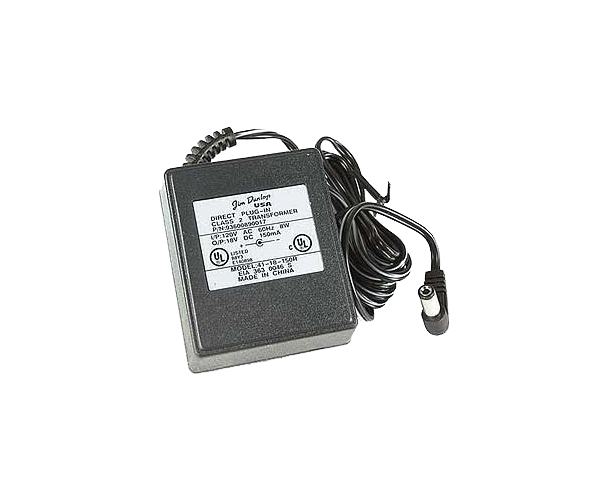 DUNLOP ? ECB004 ADAPTATEUR AC 18 V.