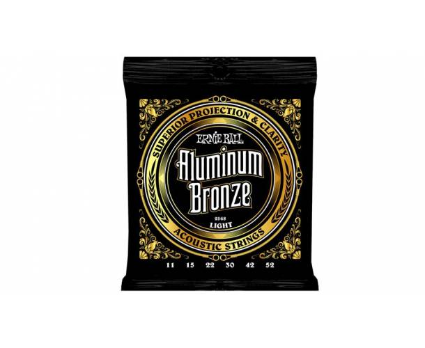 ERNIE BALL – 2568 ALUMINUM BRONZE LIGHT