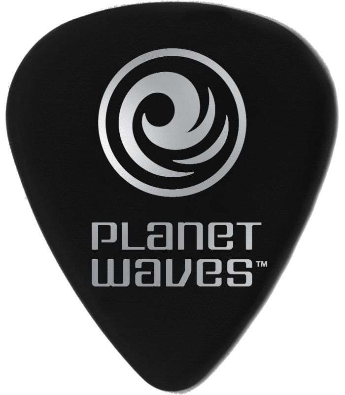 PLANET WAVES - MEDIATORS CELLULOID NOIR 1MM