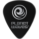 PLANET WAVES - MEDIATORS CELLULOID NOIR 1,25MM