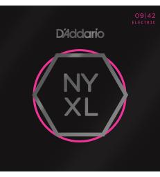 D'ADDARIO – NYXL0942 CORDES JEUX SUP LIGHT 09-42