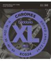 D'ADDARIO – ECG24 CORDES GUITARE JAZZ LIGHT 11-50