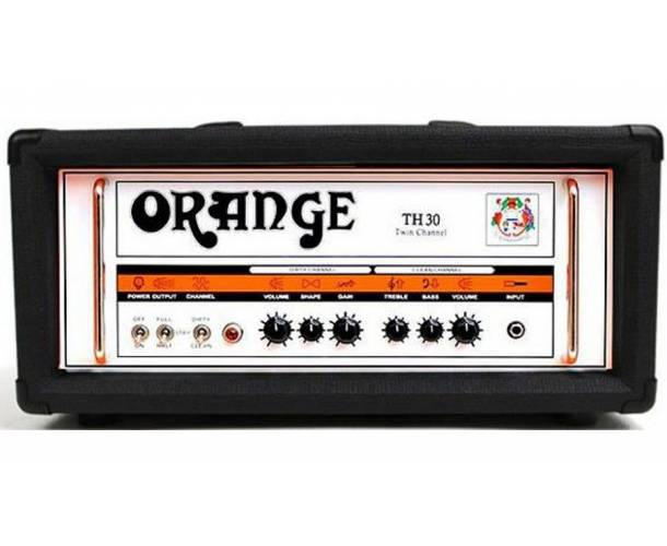 ORANGE - TETE THUNDER 30 NOIRE