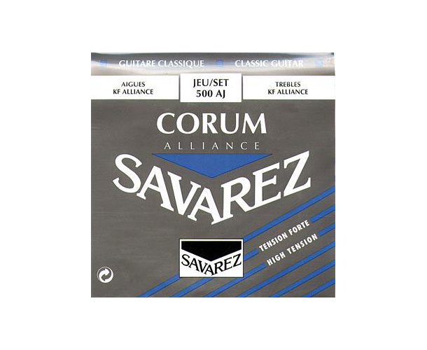SAVAREZ ? 500AJ ALLIANCE CORUM BLEU