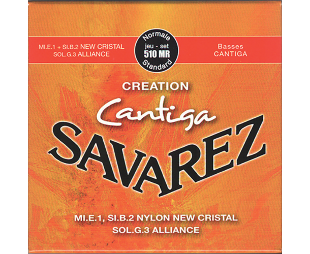 SAVAREZ - CANTIGA CREATION