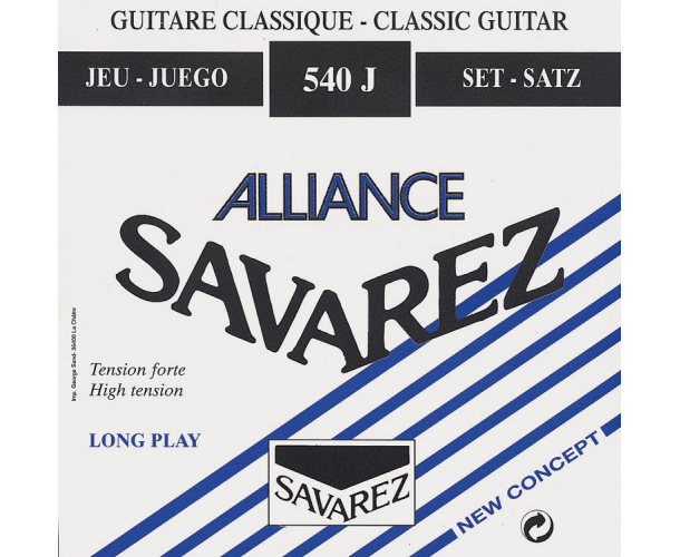 SAVAREZ - 540J ALLIANCE BLEU T/FORT
