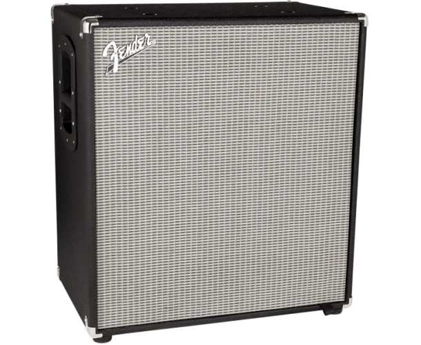 FENDER - Rumble  410 Cabinet (V3)  Black/Silver