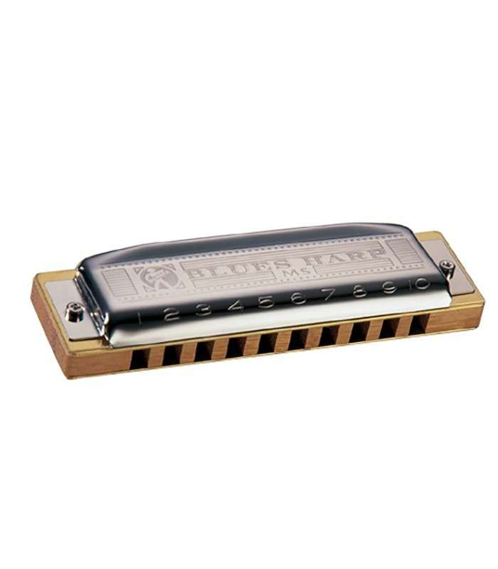 HOHNER - SERIE MS BLUES HARP