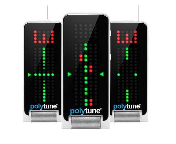 TC ELECTRONIC - POLYTUNE 2