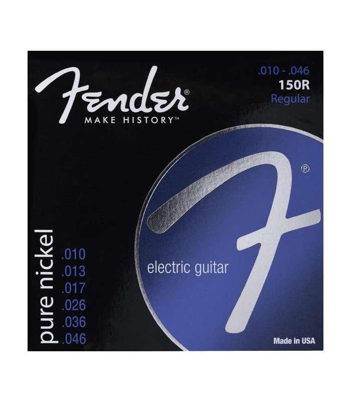 FENDER - CORDES ORIGINAL PURE NICKEL 150R