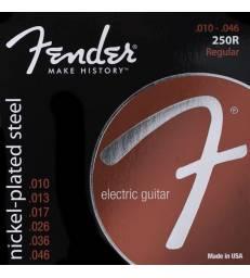 FENDER - CORDES SUPER NICKEL-PLATED 250R