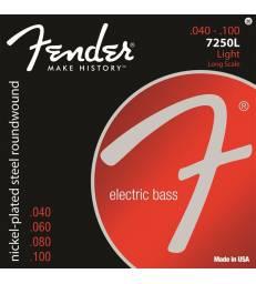 FENDER - CORDES BASSES 7250L