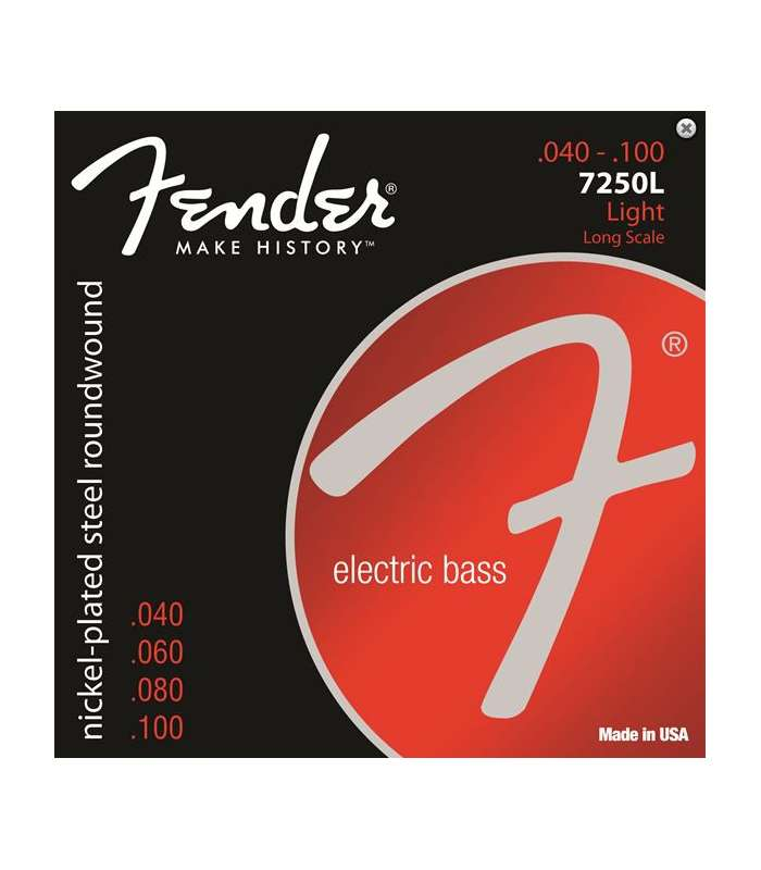 FENDER - 7250 BASS STRINGS 7250L
