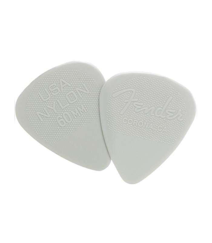 FENDER - Fender® Nylon Pick .60 12 Count
