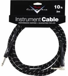 FENDER -CABLE CUSTOM SHOP PERFORMANCE NOIR