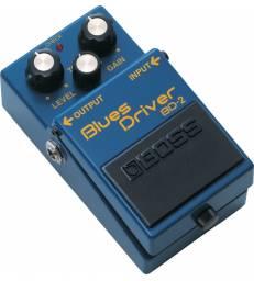 BOSS - BD-2 BLUES DRIVER (ANALOGIQUE)