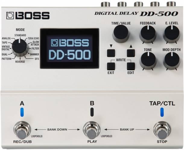 BOSS - DD-500 - DELAY NUMERIQUE