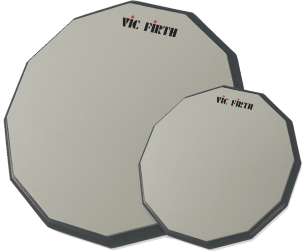 "VIC FIRTH - PAD 12"" DOUBLE FACE"
