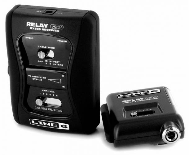 LINE 6 - RELAY G30