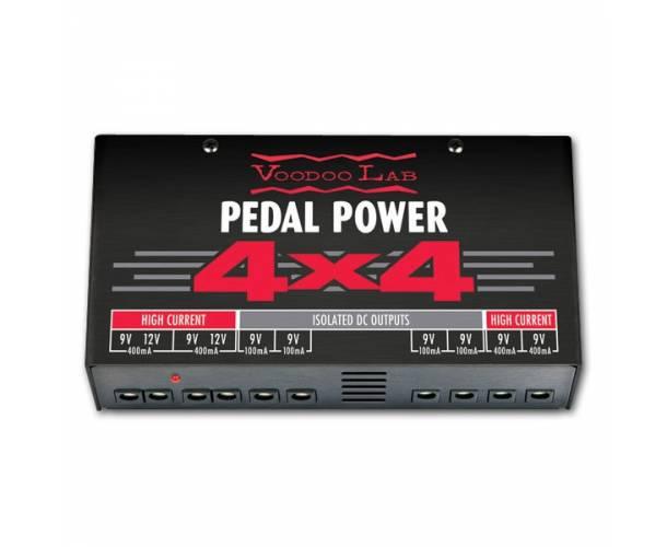 VOODOO LAB - PEDAL POWER 4x4