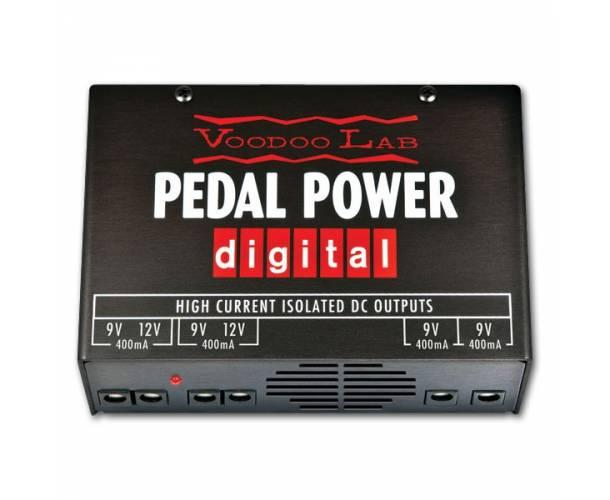 VOODOO LAB - PEDAL POWER DIGITAL