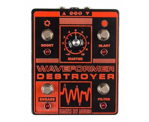 DEATH BY AUDIO - WAVEFORMER DESTROYER