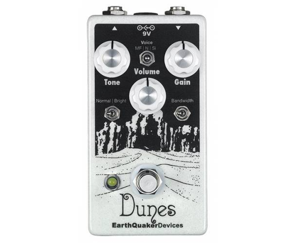 EARTHQUAKER DEVICES - DUNES V2