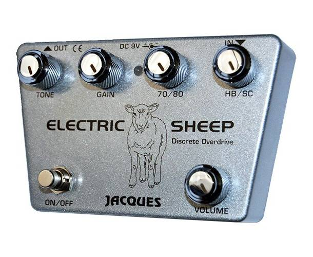 JACQUES - ELECTRIC SHEEP
