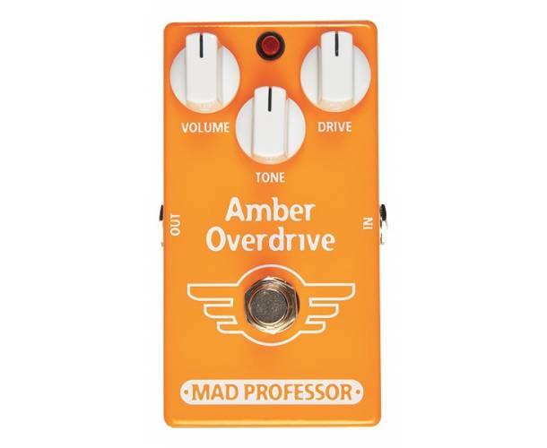 MAD PROFESSOR - AMBER OVERDRIVE