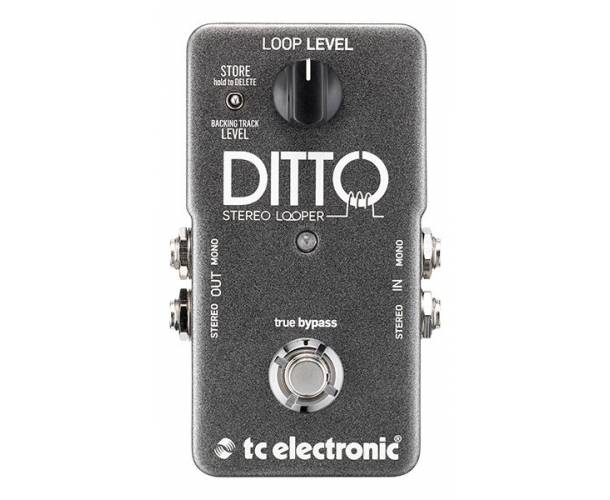 TC ELECTRONIC - DITTO STEREO